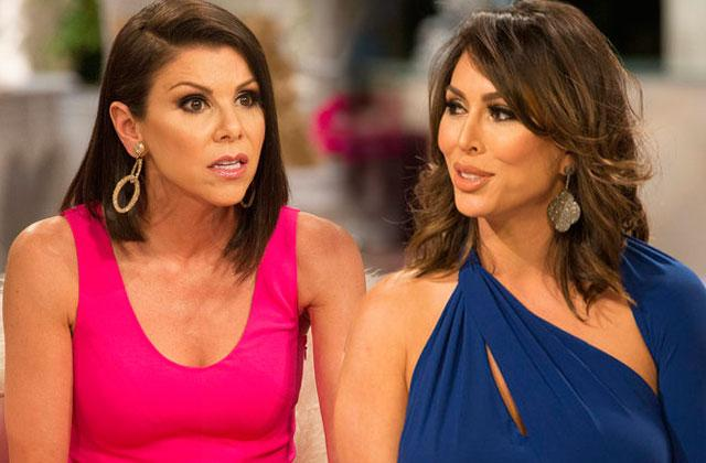 heather dubrow quit rhoc kelly dodd feud