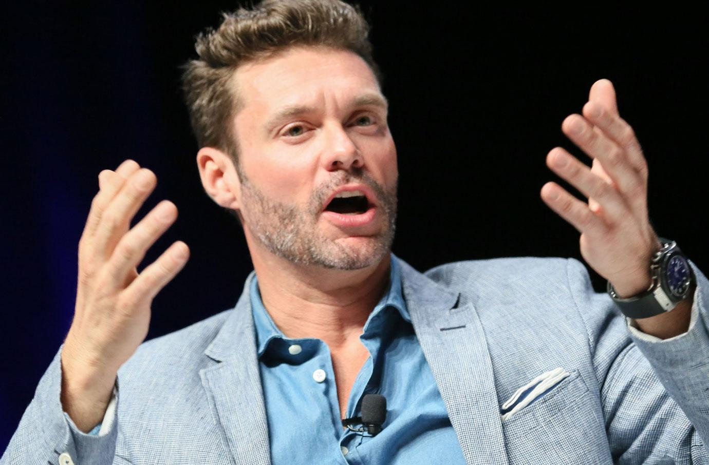 Ryan Seacrest NYC Move For Kelly Ripa Has Made Him Miserable