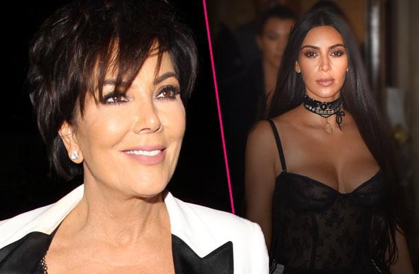Kris Jenner Masterminds Kim Kardashian Sex Tape Release