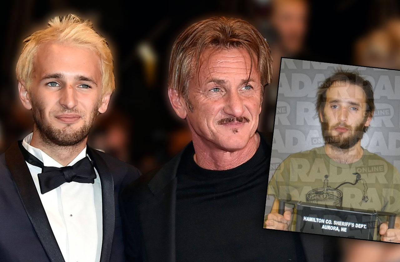 sean penn son released jail