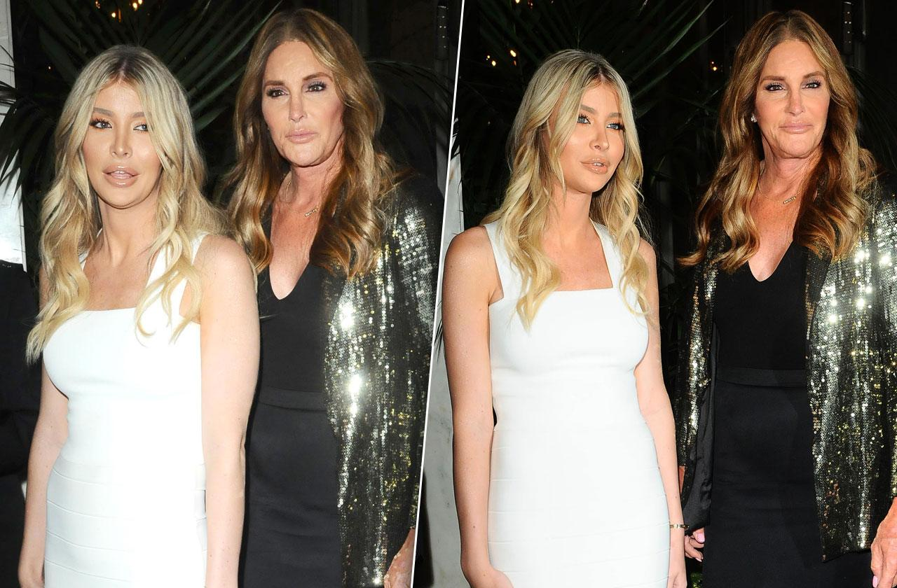 Caitlyn Jenner Sophia Hutchins Family Feud