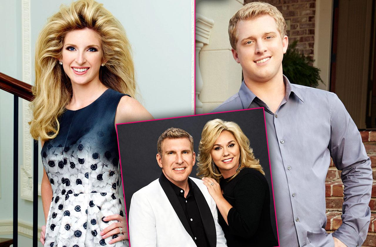//Todd Chrisley Wife Julie Family Feud PP