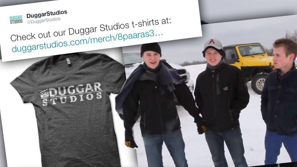 Duggar Family Begging For Money