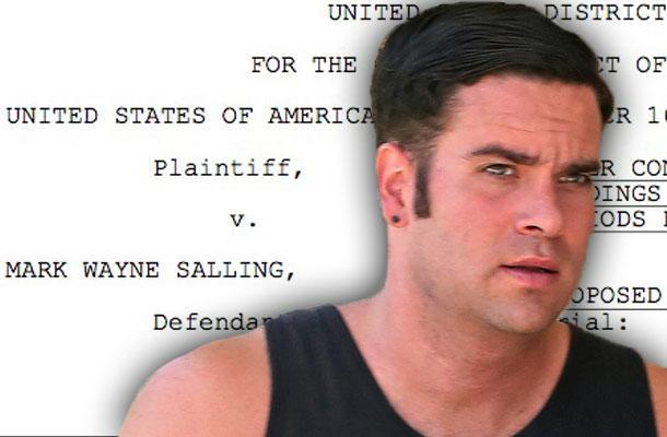 //mark salling child porn judge sets trial date pp