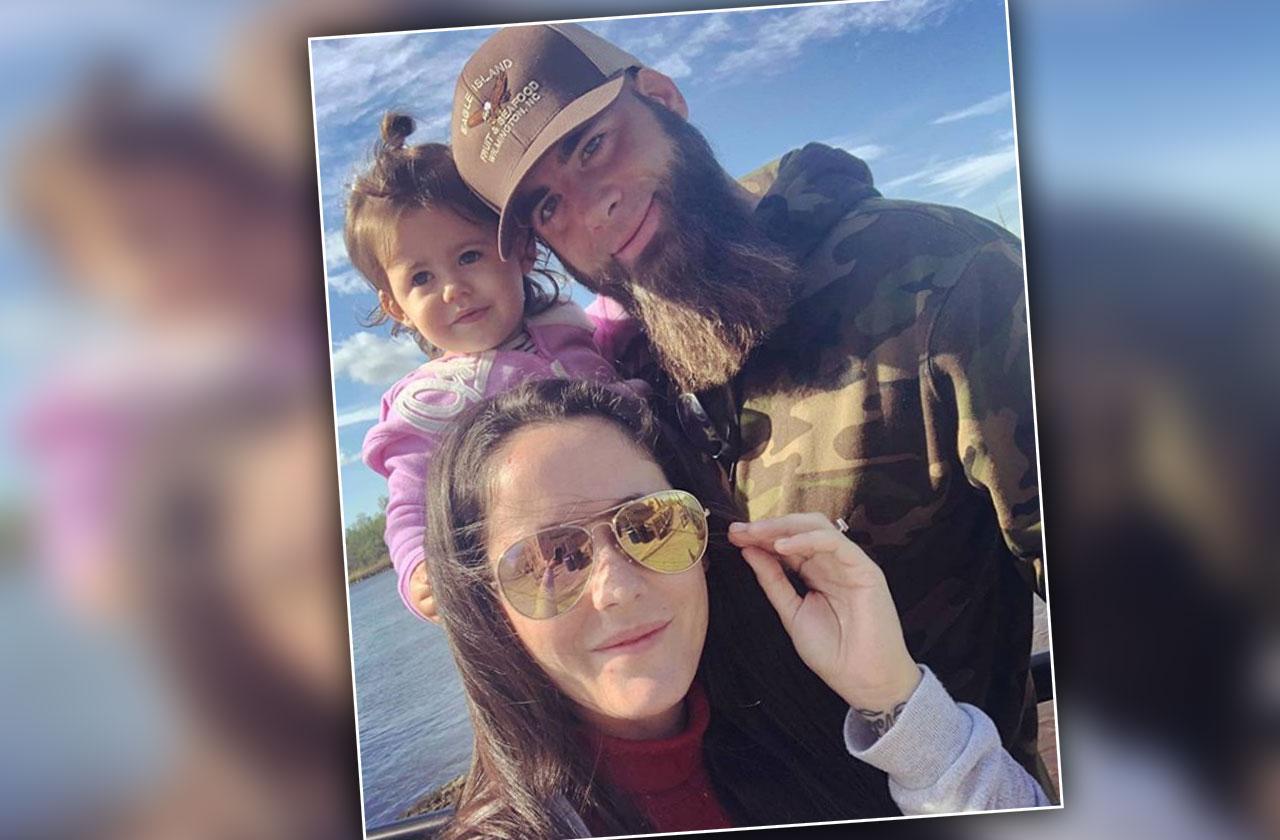 jenelle evans husband david eason illegal towing court hearing