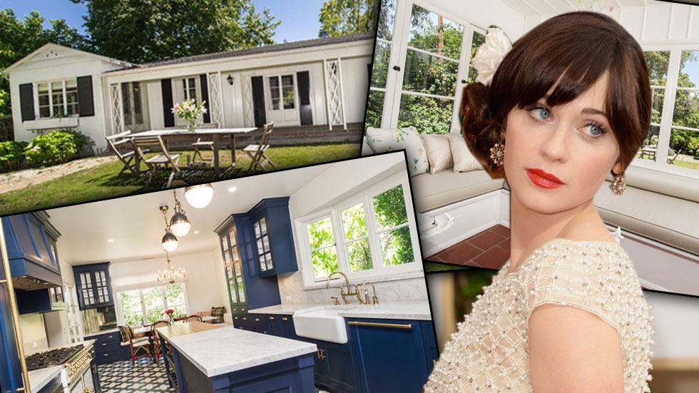 Zooey Deschenel Home For Sale