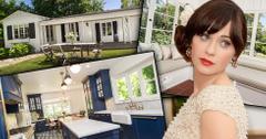 Zooey Deschenel Home For Sale