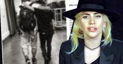 //lady gaga taylor kinney taking a break engagement pp
