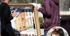 //britney spears buys painting post splash