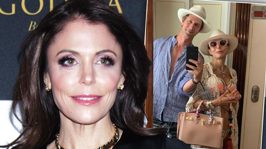 Bethenny Frankel Claims She's 'Married' After Quitting 'RHONY'