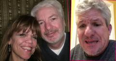 Matt Roloff Feels Blue While Ex Amy Takes Cruise With New Boyfriend