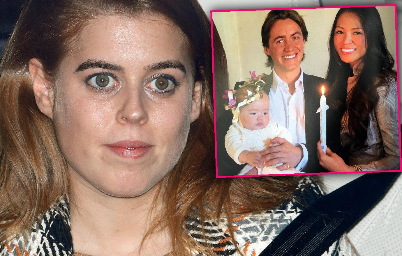Princess Beatrice Beau's Baby Mama Ex Pledges To Forgive