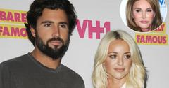 //brody jenner prepares for wedding without caitlyn jenner pp