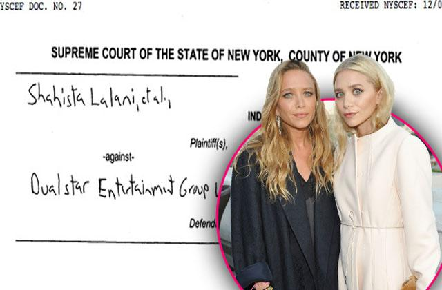 Mary-Kate Ashley Olsen Settle Legal Battle Ex Intern