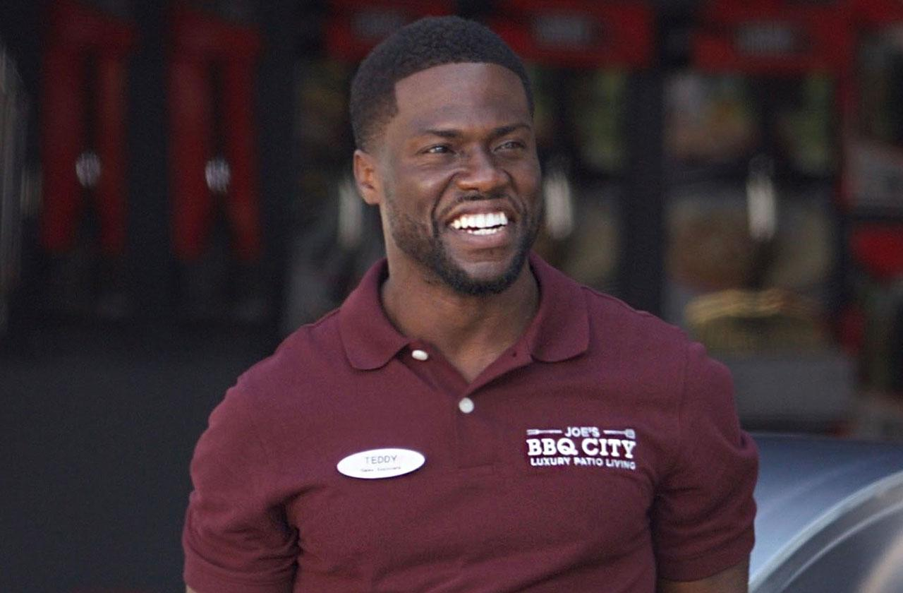 Kevin Hart Work After Extortion