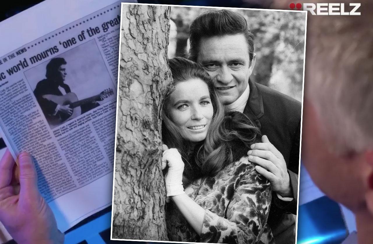 Johnny Cash Died Broken Heart Wife Death