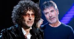 Howard Stern Slams Simon Cowell As 'Sleazy' & A 'Liar' Years After Sony Hack
