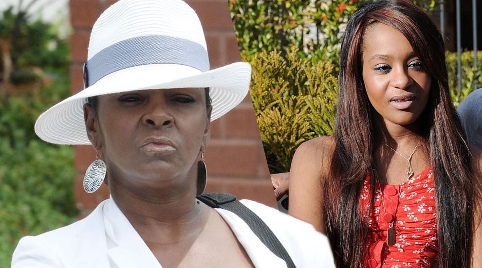 Leolah Brown Bobbi Kristina Brown Funeral