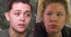 kailyn lowry ex girlfriend suspects cheating more men teen mom 2