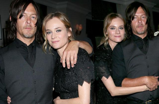 Diane Kruger Normal Reedus Dating Affair Rumors Pics