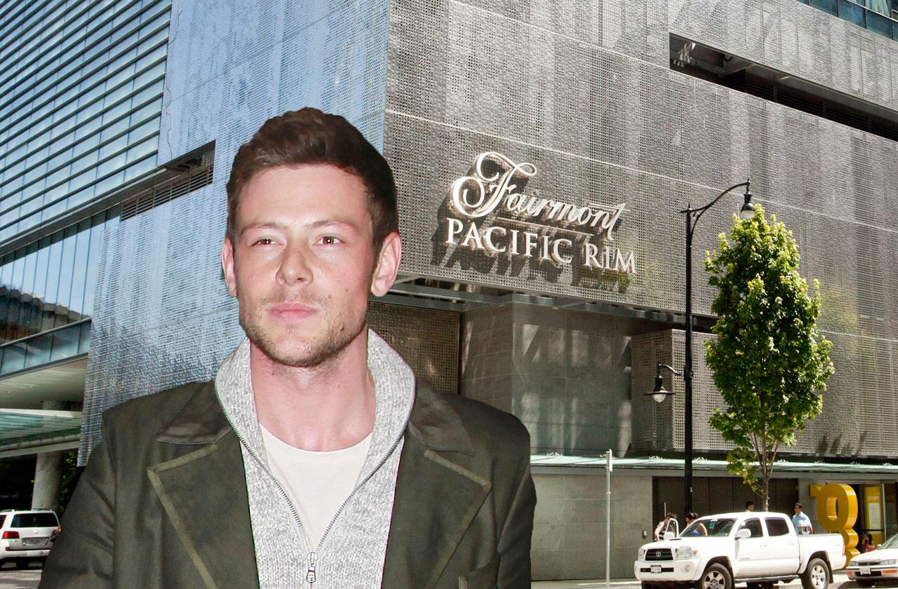 Cory Monteith 5 Year Anniversary Death