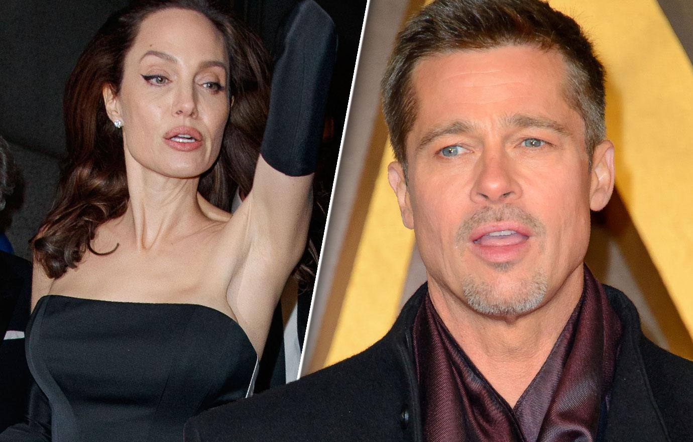 Brad Pitt Dismisses Angelina Jolie Claim She Is Hurting For Money