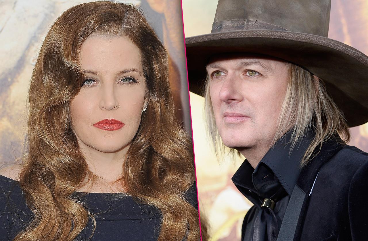 Lisa Marie Presley Divorce Michael Lockwood Game Playing