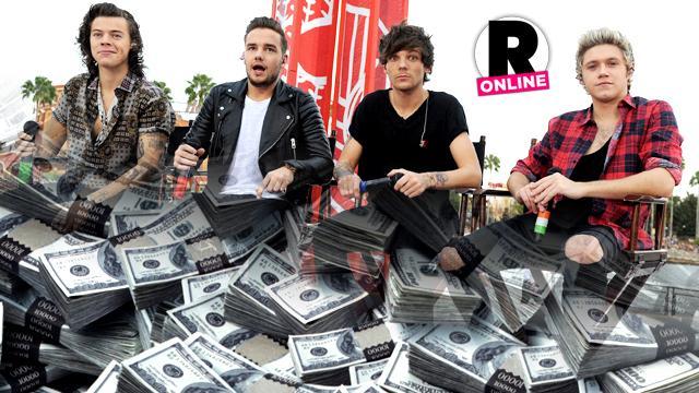 One Direction Raises