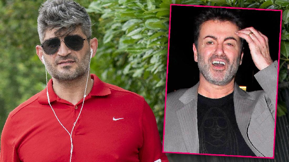 George Michael's Ex Fadi Fawaz Refuses To Leave Home
