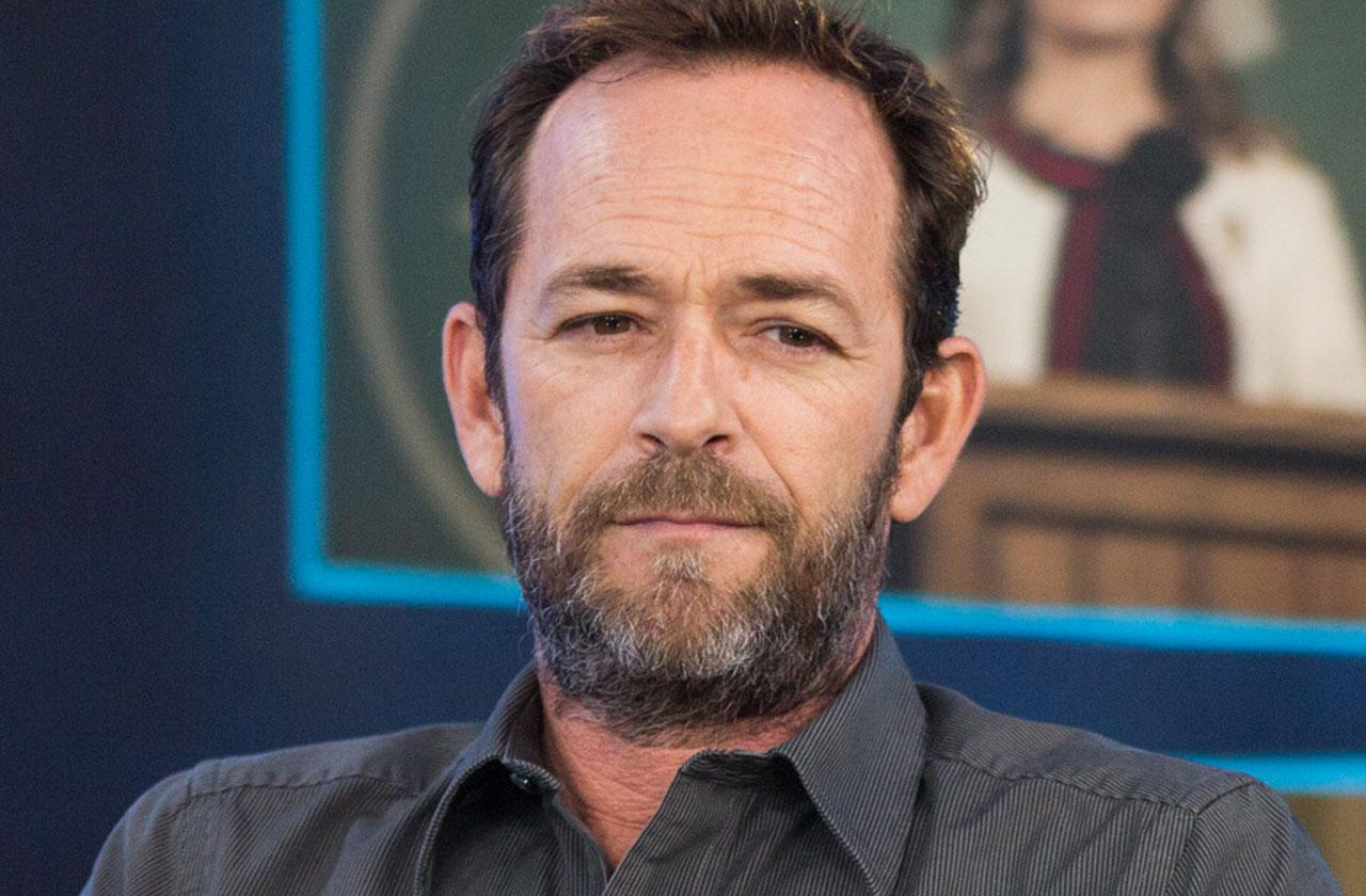 Luke Perry Dies After Being Taken Off Life Support