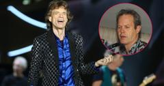 chris jagger brother mick jagger could have died