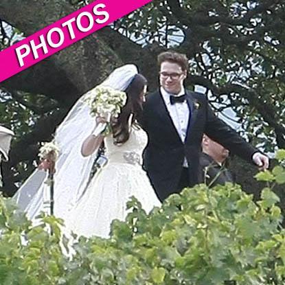 //seth rogan wedding_