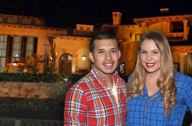 //kailyn lowry javi marroquin filming marriage boot camp pp