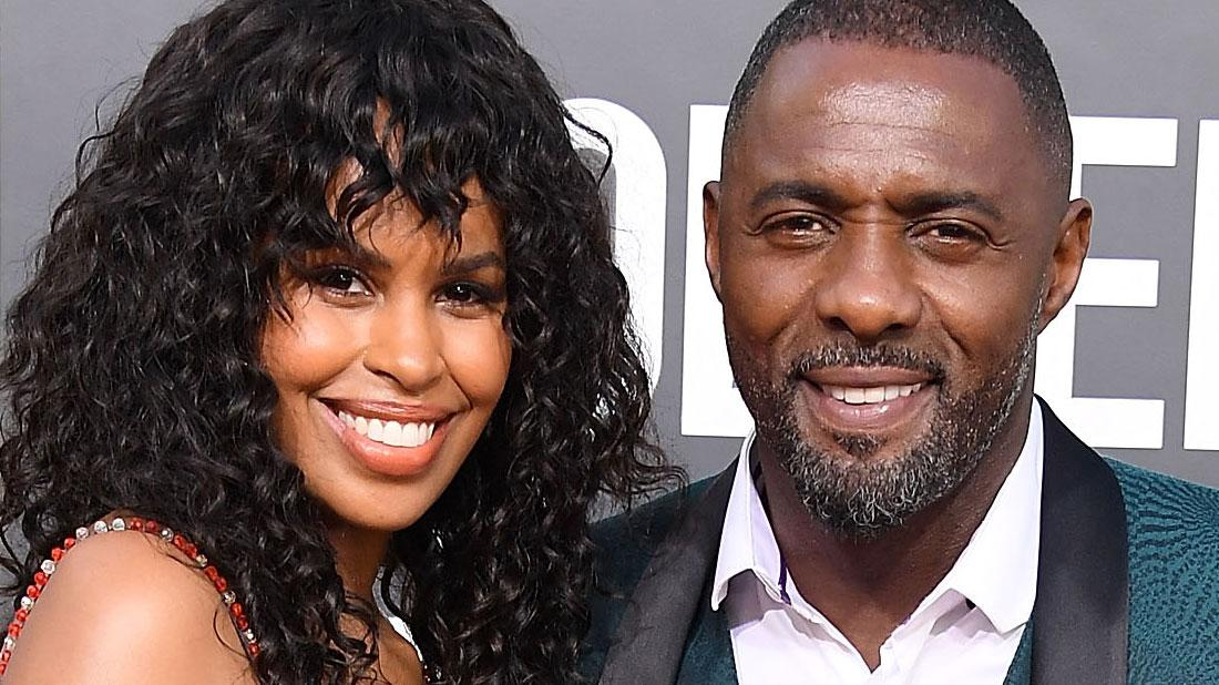 Idris Elba Gets Married To Model Sabrina Dhwore