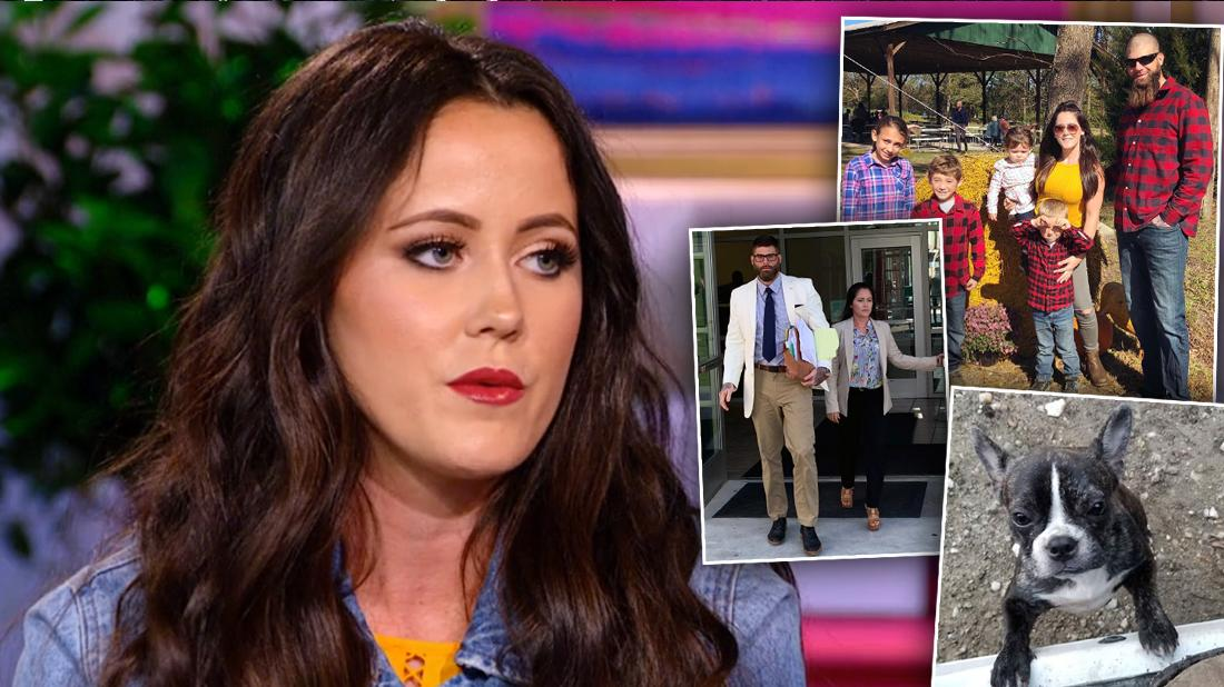 Teen Mom Jenelle Evan's Worst Year Ever 2019