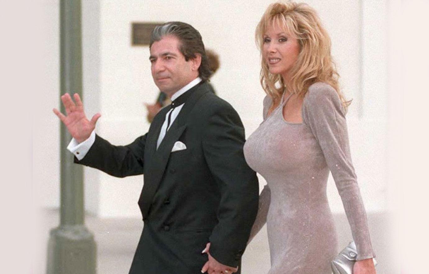 robert kardashian engaged denice halicki third cousin incest