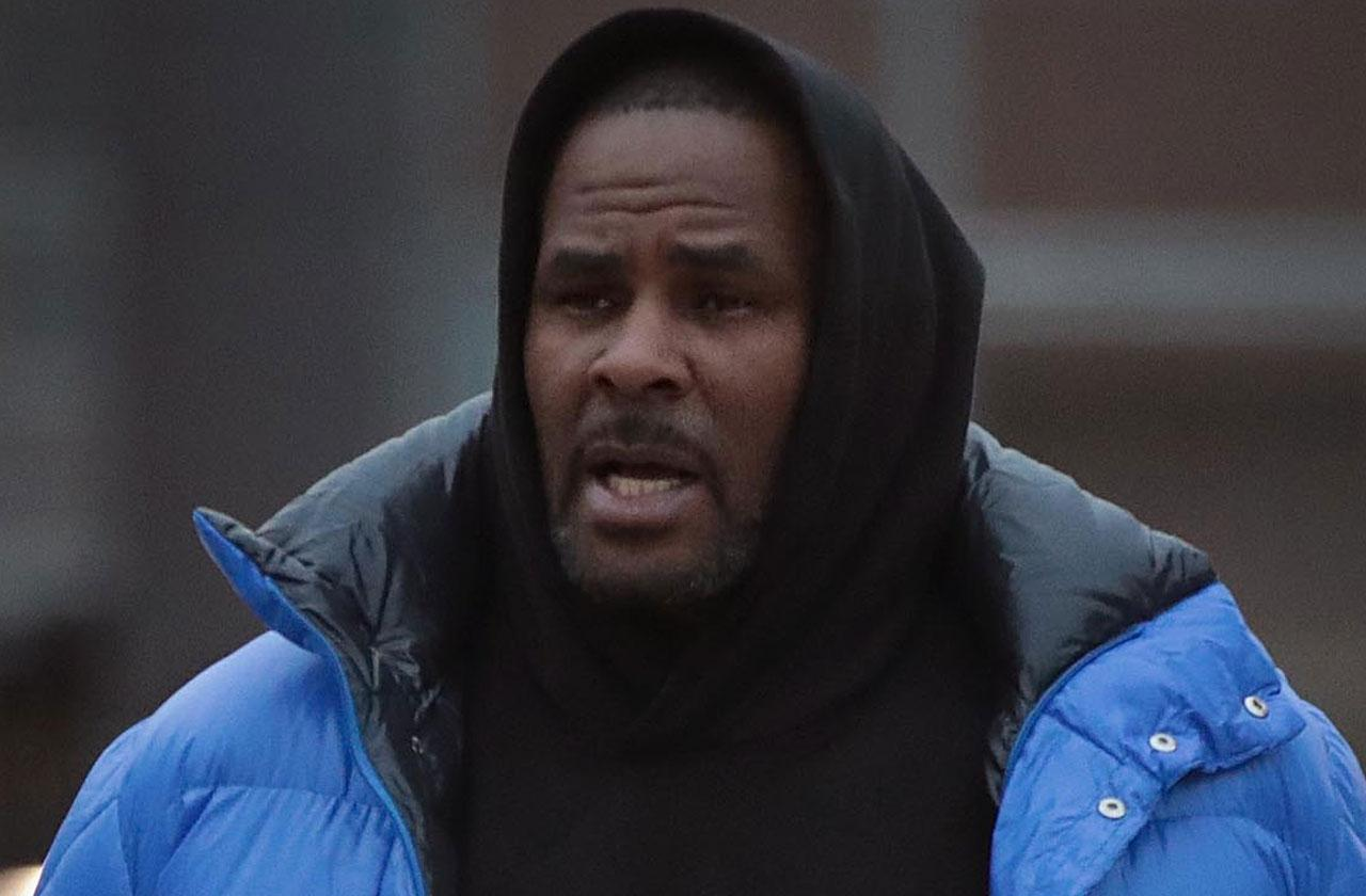 R Kelly Cries Denies Sexual Abuse Sex Cult Interview