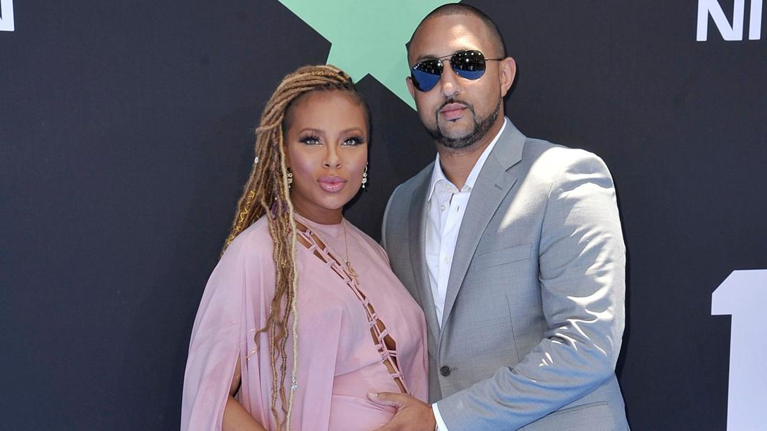 Baby News 'RHOA' Star Eva Marcille Gives Birth To Son