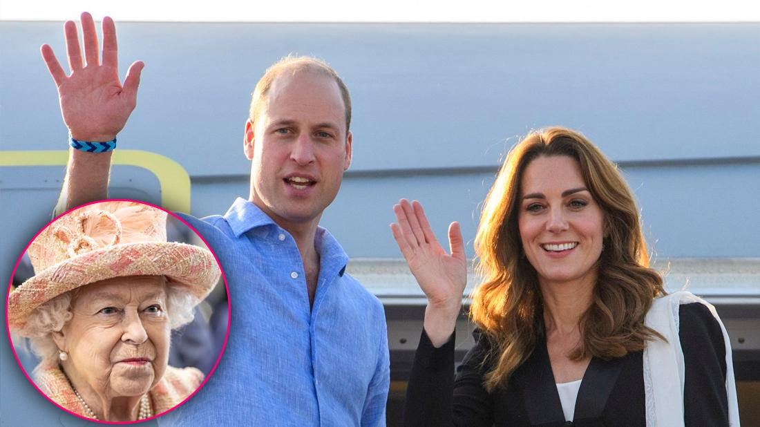 Kate Middleton and Prince William Take Break From Royal Duties