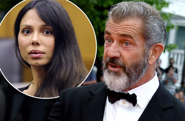 Mel Gibson Oksana Grigorieva Domestic Abuse Court Settlement