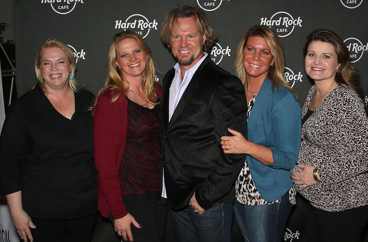 kody brown Christine arizona home sister wives