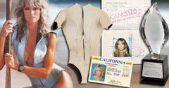 //farrah fawcett item acution pp