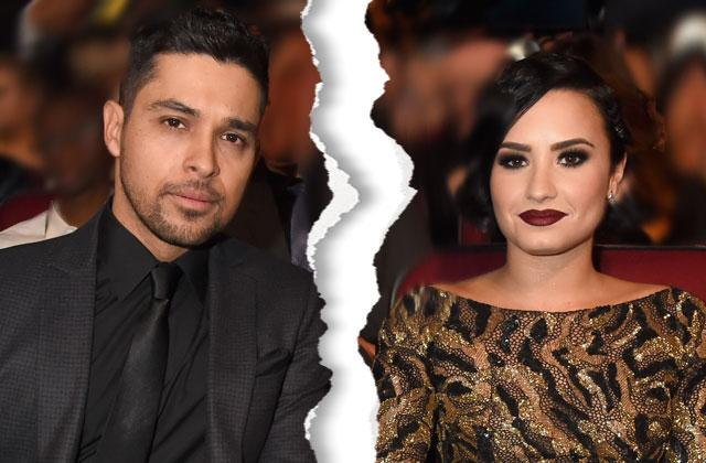 Demi Lovato & Wilmer Valderrama Breakup -- What Went Wrong