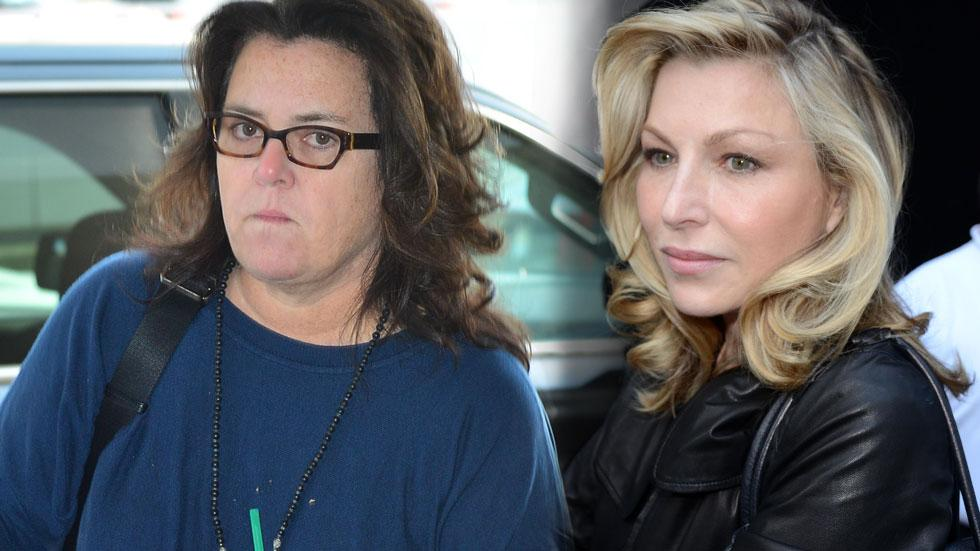 Rosie O'Donnell Tatum ONeal Reality Television Show