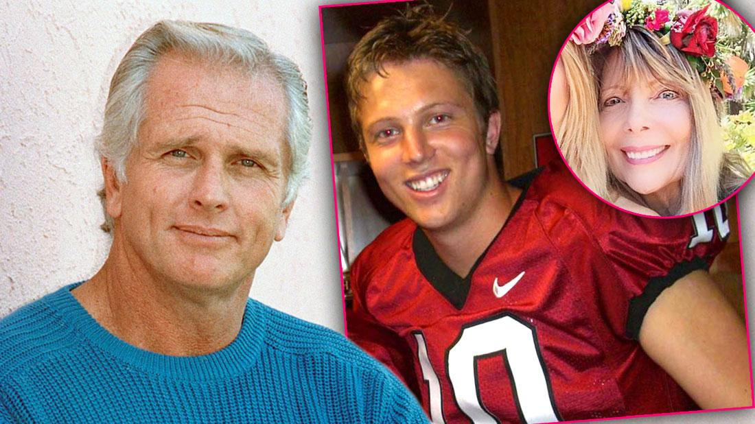 Ron Ely's Son Who Allegedly Killed Mom Was Harvard Football Star