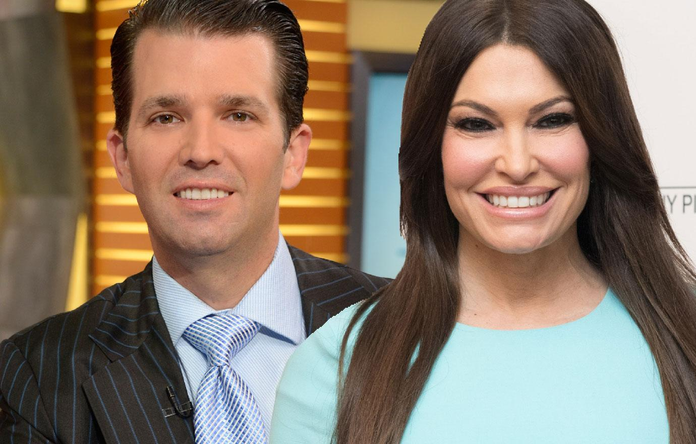 Donald Trump Jr. And Galpal Kimberly Guilfoyle Go Fishing After She Leaves Fox News Amid Scandal