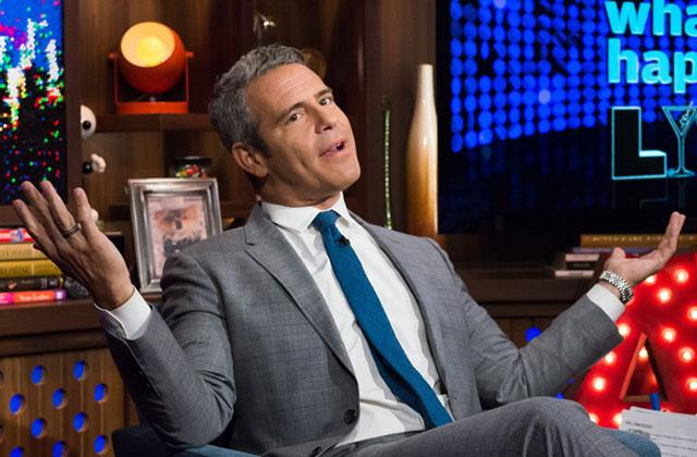 //andy cohen accidentally tweets real housewives voting pp