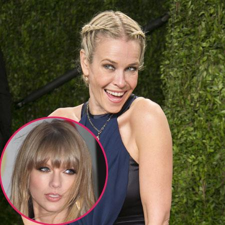 Chelsea Handler on Taylor Swift