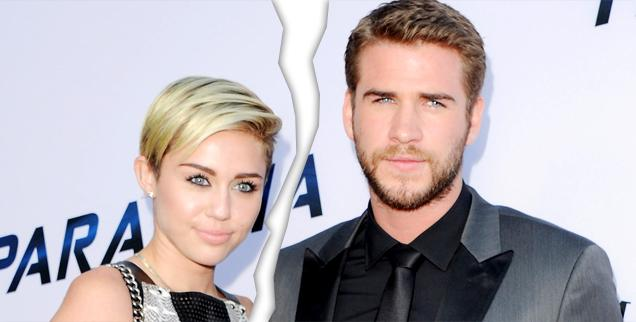 //miley liam engagement off