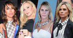 New Year's Nightmare: Bravo May Fire Entire 'RHOC' Cast